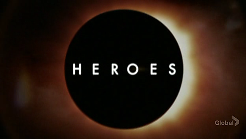 Heroes Title Card